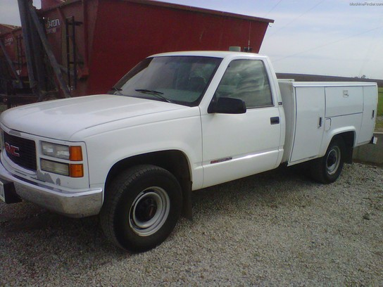 1995 Other GMC 2500 SL 2WD 3/4 TON SERVICE TRUCK