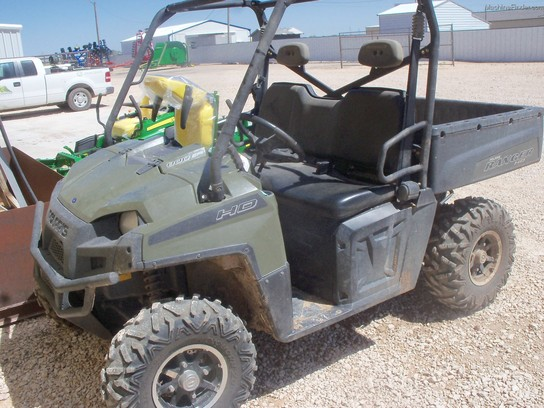 2011 Polaris Ranger HD 800