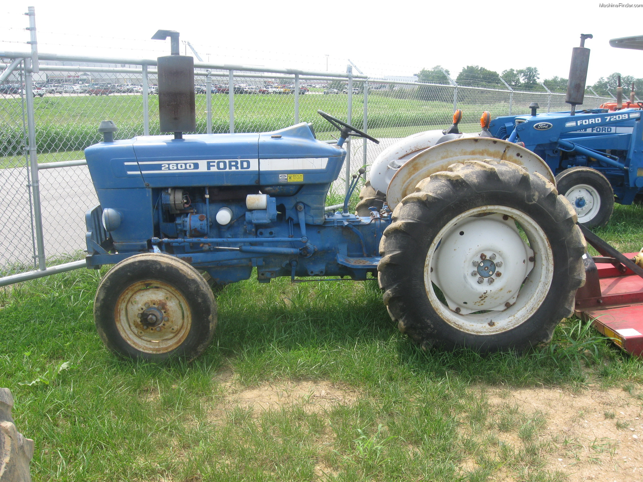 Ford 2600 Tractor Front Bumper : Ford tractor bing images