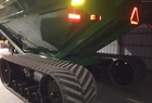 2012 J&M 1131-22T LEANER GRAIN CART