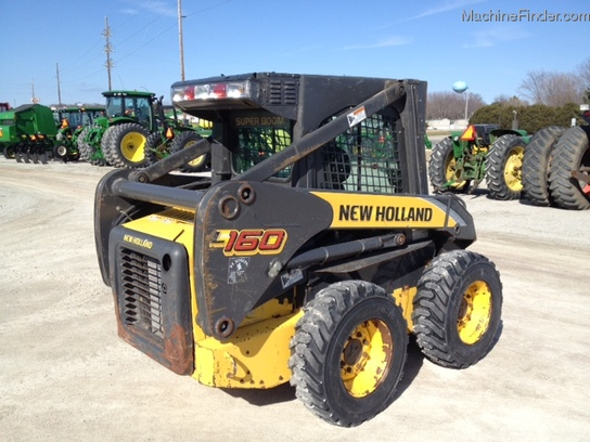 2009 New Holland L160