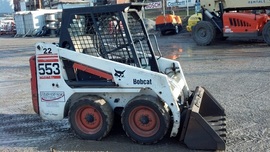 2006 Bobcat 553 IN BRIDGEPORT