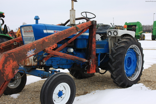 1973 Ford Tractor 5000 Parts : Ford tractor serial number location