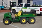 2002 John Deere 6X4 Gas Gator utility vehicle, really nice!