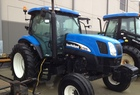2005 New Holland TS115A Plus Cab