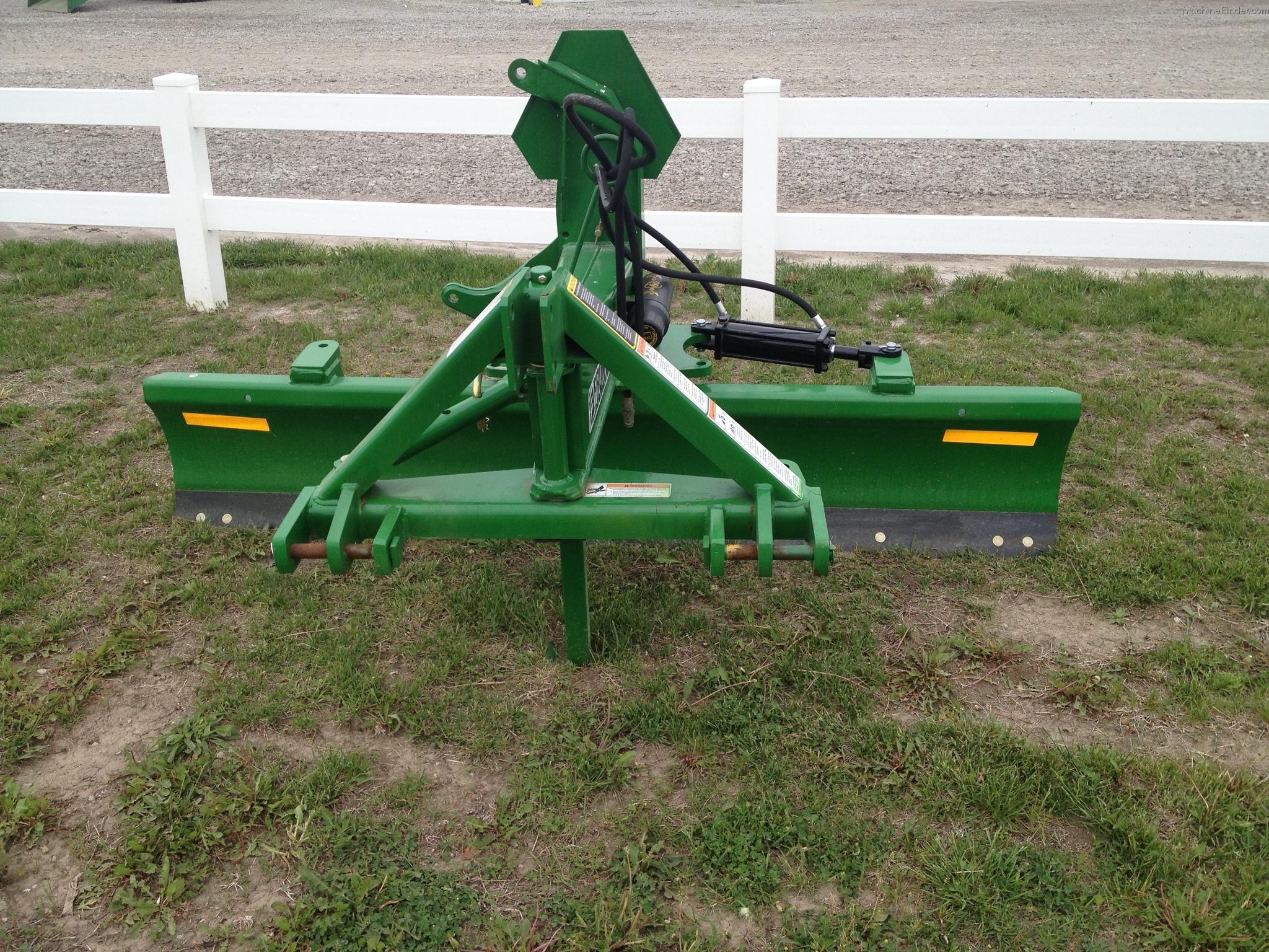2012 Frontier 2308 Tractor Loaders John Deere Machinefinder