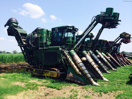 Cameco Sugar Cane Harvester : Cameco case specialty harvesting equipment