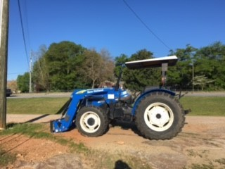 2007 New Holland TN85A