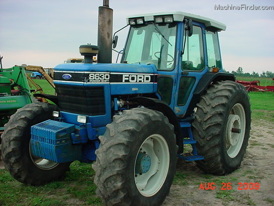 1990 Ford 8630