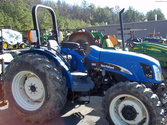 2009 New Holland TN60A