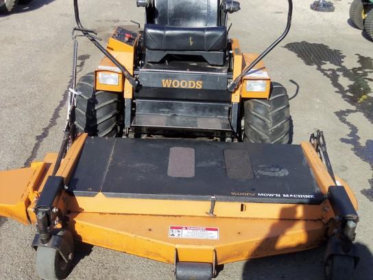 woods 6200 mow n machine
