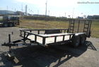 2011 Quality 16 LANDSCAPE TRAILER