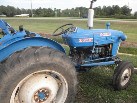 1967 New Holland 3000