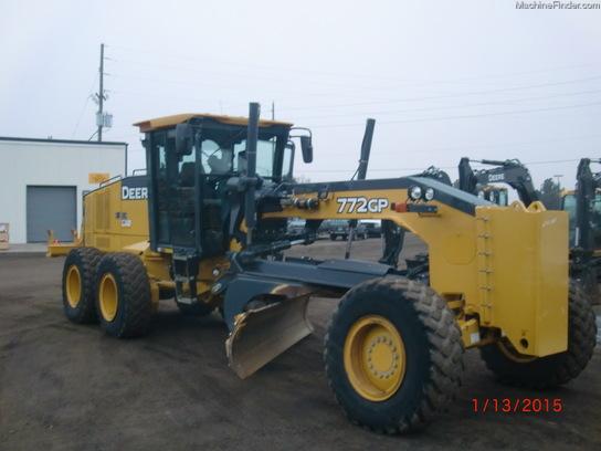 2012 john deere 772gp motor graders ebay for John deere motor grader parts