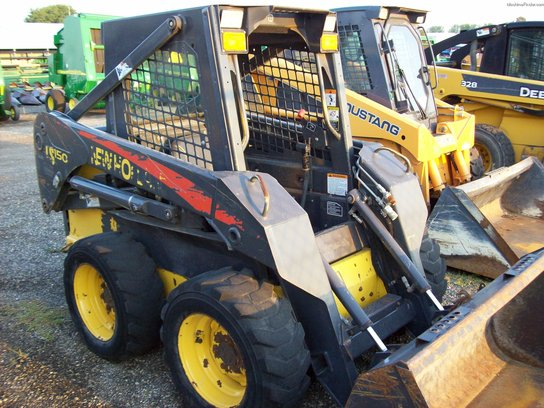 2005 New Holland LS150