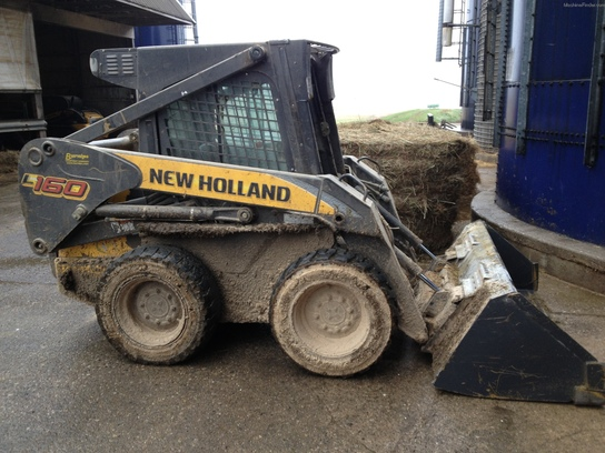 2008 New Holland L160