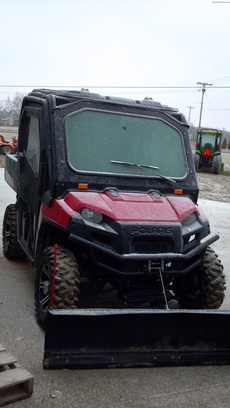 2009 Polaris RANGER 700XP EFI