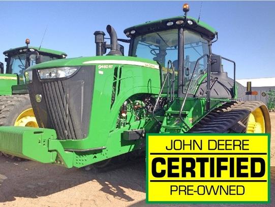 John Deere 9460RT
