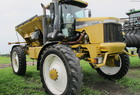 2002 AG-CHEM ROGATOR 1254C Dry Fertilizer Applicator
