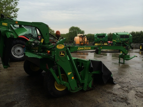 John Deere 530 / Used Equipment / Used equipment / Used equipment