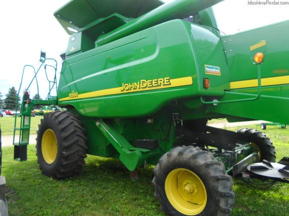 John Deere 9560W