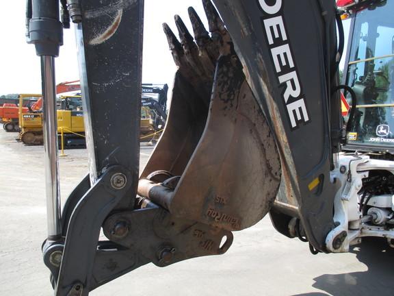 Detail photo of 2010 John Deere 710J from Construction Equipment Guide