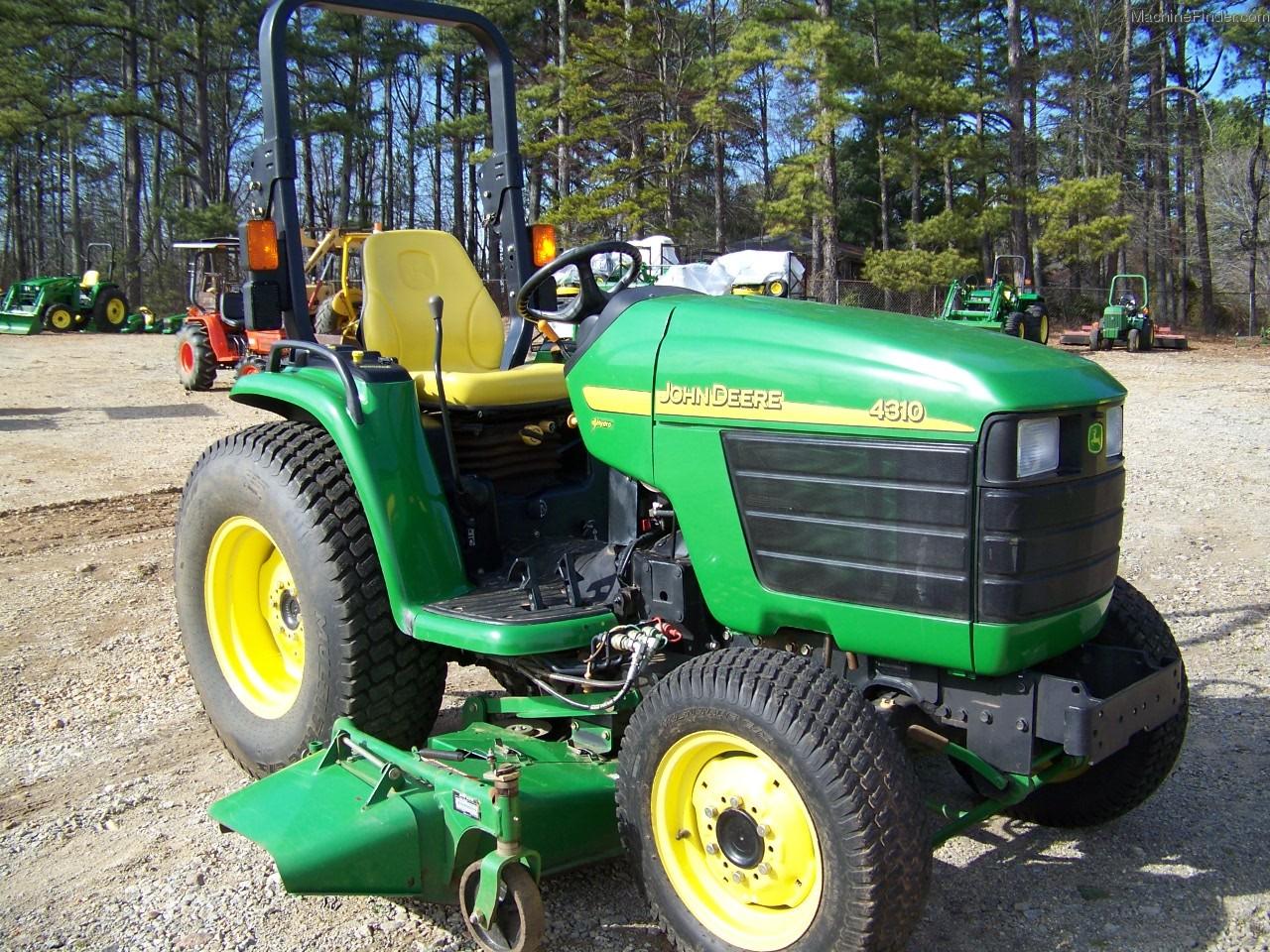 2004 John Deere 4310 Tractors - Compact  1-40hp