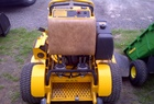 2009 Wright WS4817KAWRE Stand on Mower