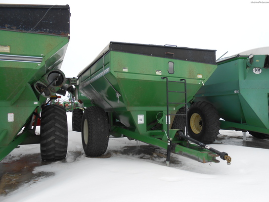 Unverferth 672 Brent Grain Cart