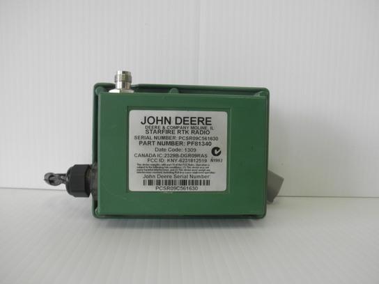 John Deere 900Mhz