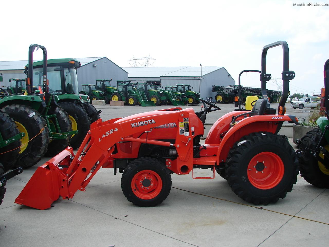 2014 Kubota L3800 Tractors - Compact  1-40hp