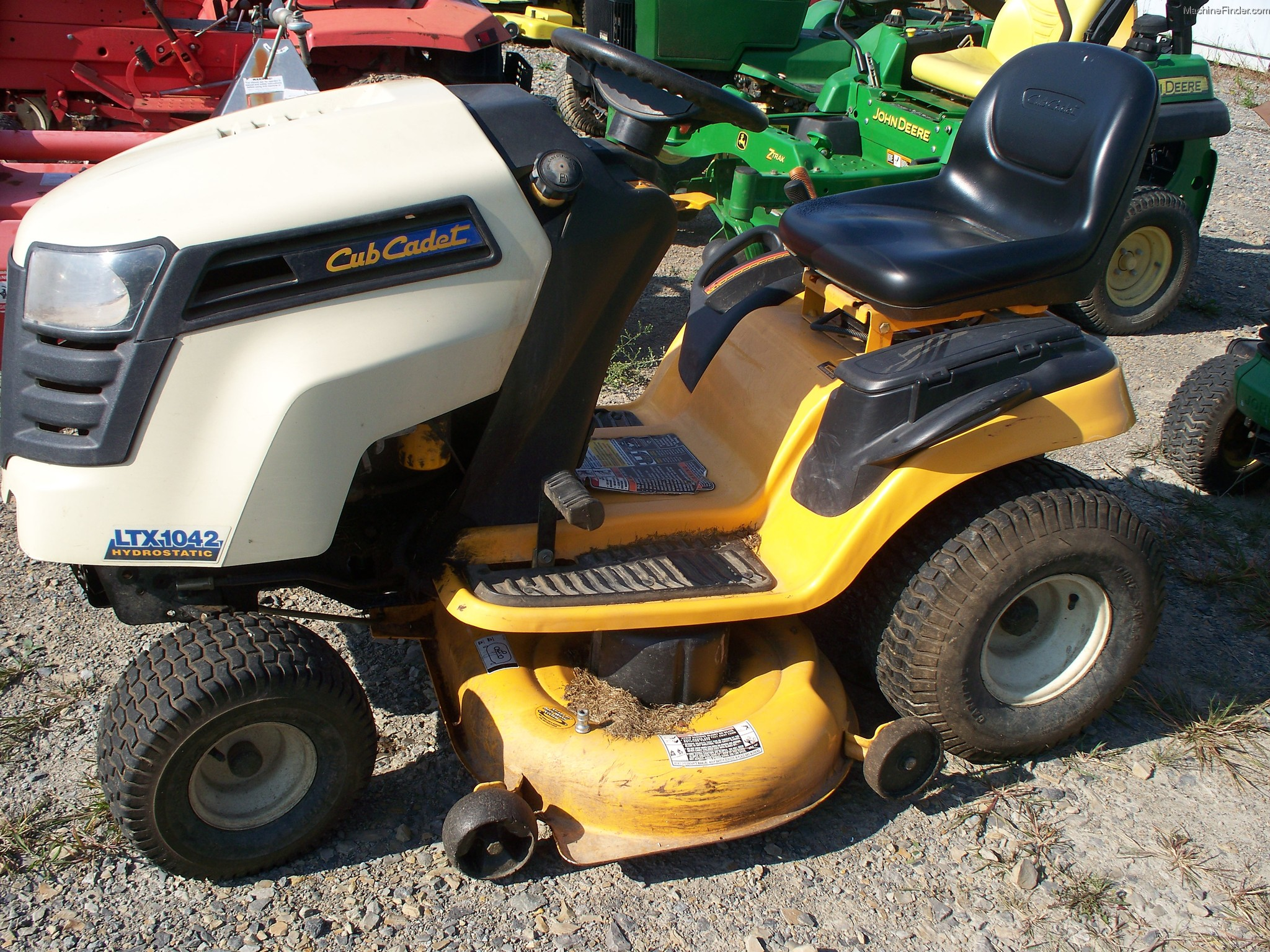 Cub Cadet Ltx 1042 Lawn Amp Garden And Commercial Mowing