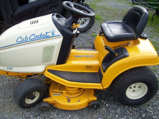 2001 Cub Cadet 2146 Lawn Amp Garden And Commercial Mowing