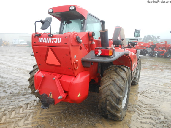2012 Manitou MLT845