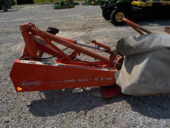 Kuhn GMD600 GII