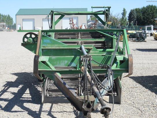 Rock Picking Machines : Other nyssa machine rock picker golf turf equipment