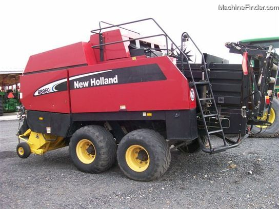 2004 New Holland BB960AST