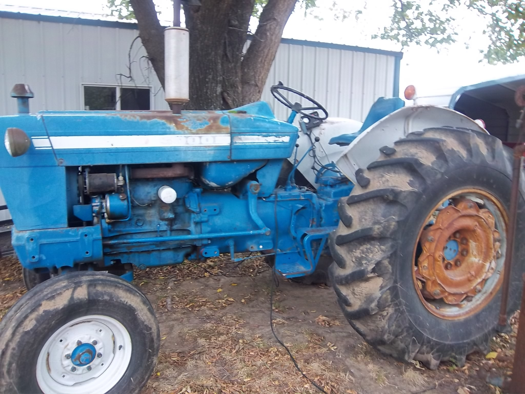 Ford 5000 Diesel Tractor Parts : Ford tractor