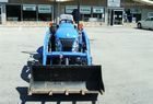 2007 New Holland TZ 180