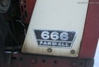 International Harvester 666