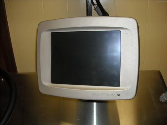 2009 John Deere 0705PC GS2 2600 DISPLAY