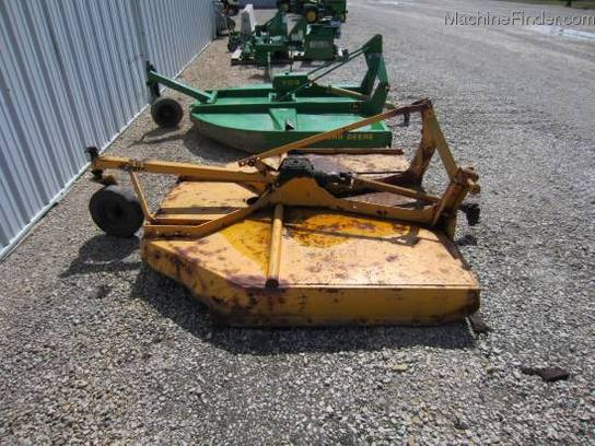 Woods 7' Rotary Cutter