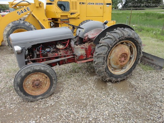To30 Tractor Parts : Massey ferguson to tractors utility hp