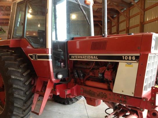 1086 Ih Parts : International harvester tractors row crop