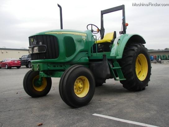 2006 John Deere 6215 Tractors - Utility (40-100hp)