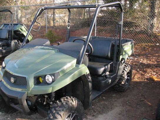 John Deere Gator >> 2012 John Deere XUV 550 OLIVE - ATVs & Gators - John Deere ...