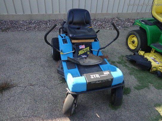 Dixon Ztr 30 Lawn Amp Garden And Commercial Mowing John
