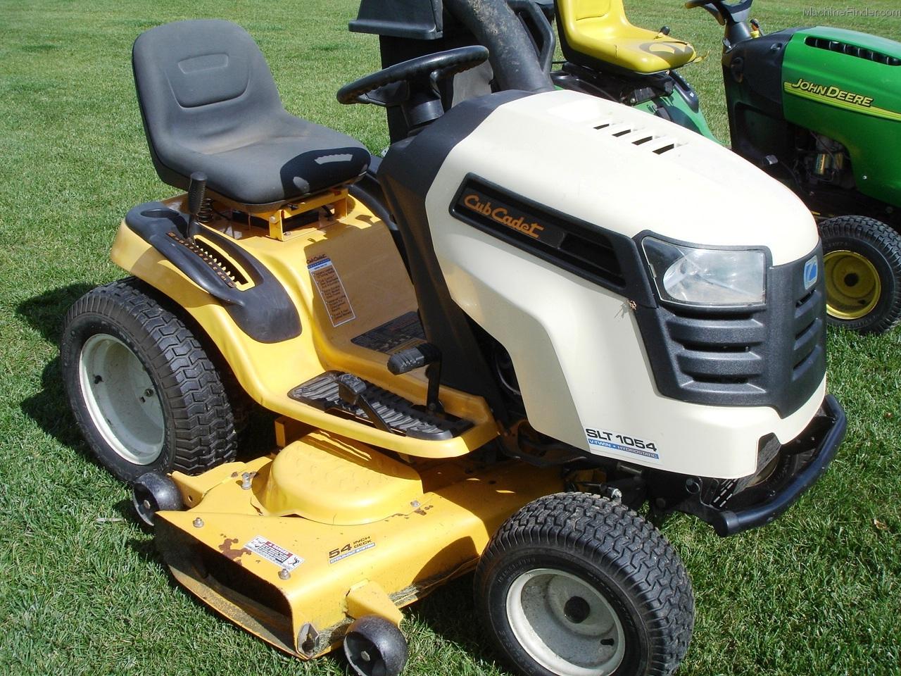 Cub Cadet Lawn Tractors 2010 : Cub cadet slt lawn garden and commercial mowing