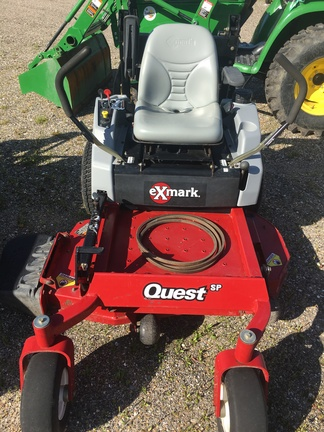 2010 Exmark QUEST 42