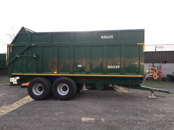Bailey TB16 Grain Trailer